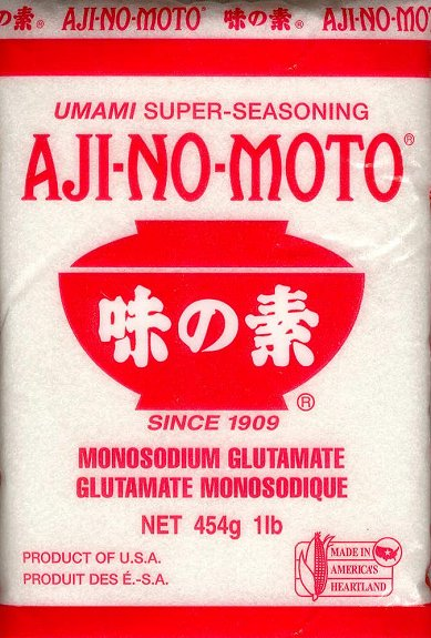 AJI-NO-MOTO SUPER SEASONING MONOSODIUM GLUTAMATE