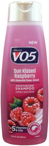ALBERTO VO5 SUN KISSED RASPBERRY WITH CHAMOMLLE FLOWER SHAMPOO