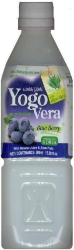 YOGO VERA ALOE VERA YOGURT DRINK WITH BLUE BERRY