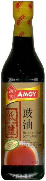 AMOY REDUCED SALT SOY SAUCE