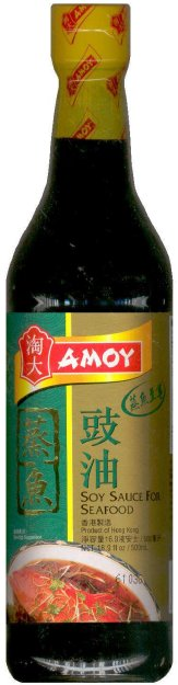 AMOY SOY SAUCE FOR SEAFOOD