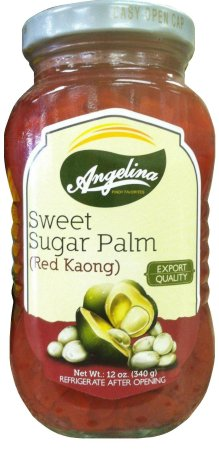 ANGELINA SWEET SUGAR PALM RED KAONG
