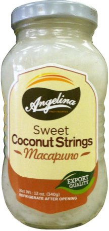 ANGELINA COCONUT STRINGS MACAPUNO