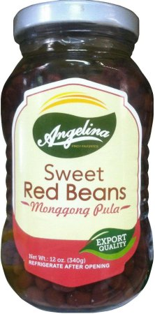ANGELINA SWEET RED BEANS