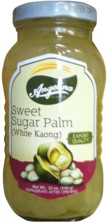 ANGELINA SWEET SUGAR PALM WHITE KAONG