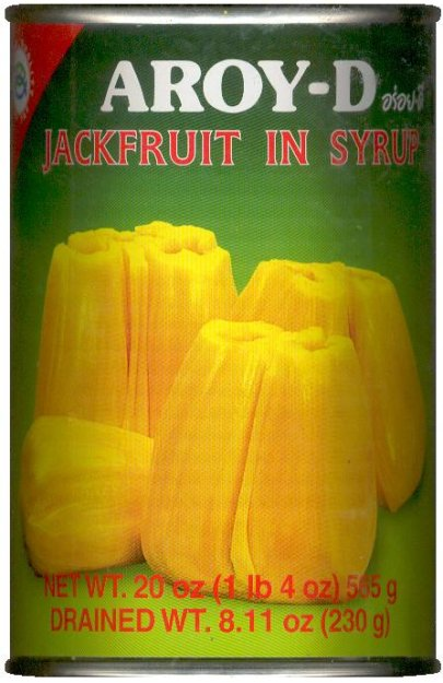 AROY-D JACKFRUIT IN SYRUP