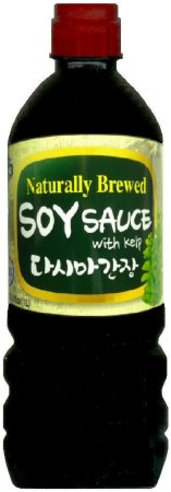 ASSI SOY SAUCE WITH KOREAN KELP EXTRACT