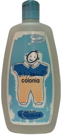 BABY BENCH COLONIA ICE MINT