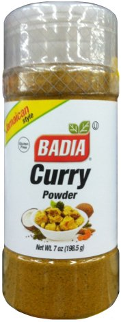 BADIA CURRY POWDER JAMAICAN STYLE