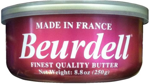 BEURDELL FRENCH SALTED BUTTER