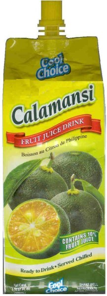 COOL CHOICE CALAMANSI FRUIT JUICE DRINK