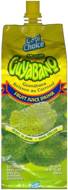 COOL CHOICE GUYABANO FRUIT JUICE DRINK