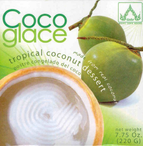 COCO GLACE TROPICAL COCONUT DESSERT