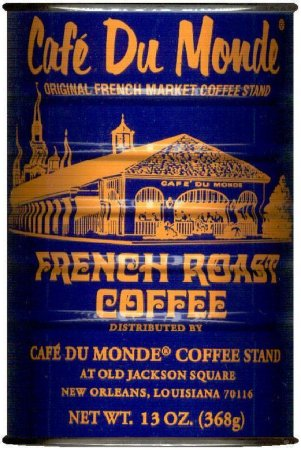 CAFE DU MONDE COFFEE AND CHICORY