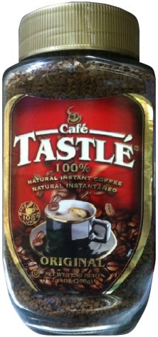 CAFE TASTLE ORIGINAL FREEZE DRIED NATURAL INSTANT COFFEE