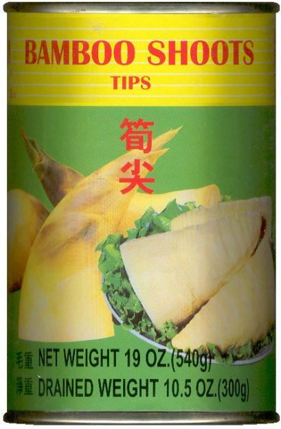CARAVELLE BAMBOO SHOOTS TIPS