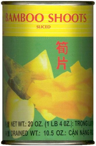 CARAVELLE BAMBOO SHOOTS SLICED