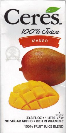 CERES MANGO FRUIT JUICE