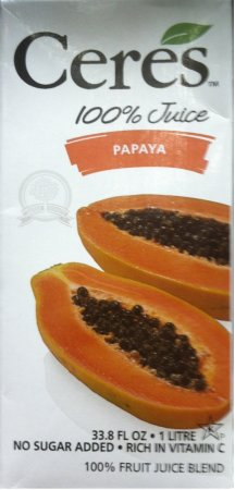 CERES PAPAYA FRUIT JUICE