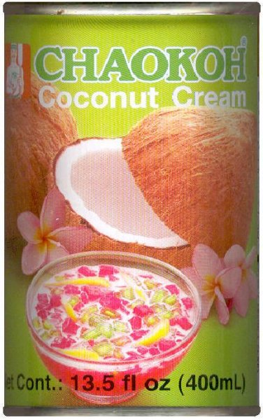 CHAOKOH COCONUT CREAM