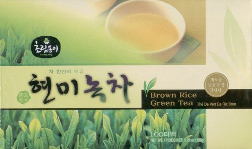 CHORIPDONG BROWN RICE GREEN TEA
