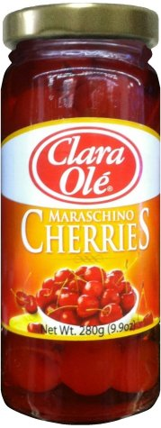 CLARA OLE' MARASCHINO CHERRIES