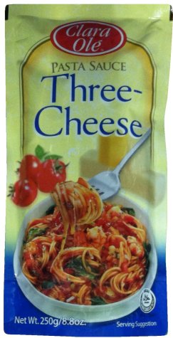 CLARA OLE' THREE CHEESE PASTA SAUCE
