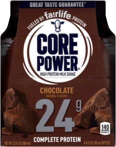 CORE POWER HIGH PROTEIN MILK SHAKE CHOCOLATE