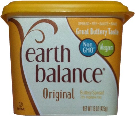 EARTH BALANCE ORIGINAL BUTTERY SPREAD