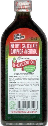 EFFICASCENT OIL EXTRA STRENGTH LINIMENT