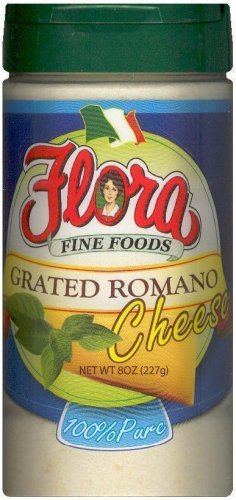 FLORA GRATED ROMANO CHEESE
