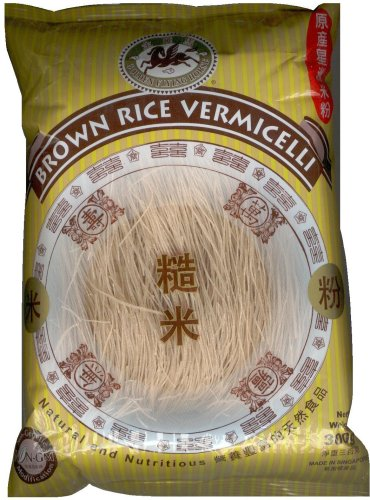 GOLDEN FLYING HORSE BROWN RICE VERMICELLI