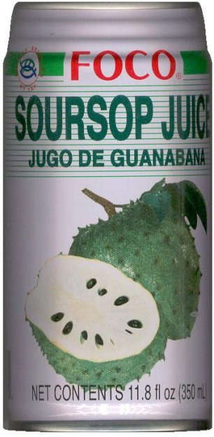FOCO SOURSOP JUICE