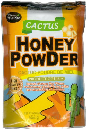 GREENHAT CACTUS HONEY POWDER