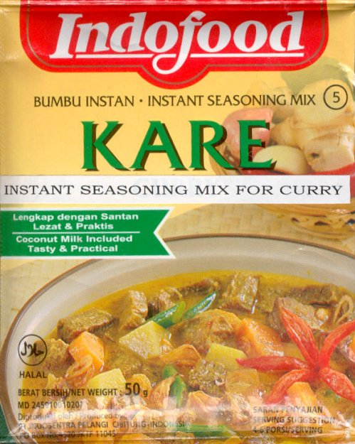 INDOFOOD KARE CURRY