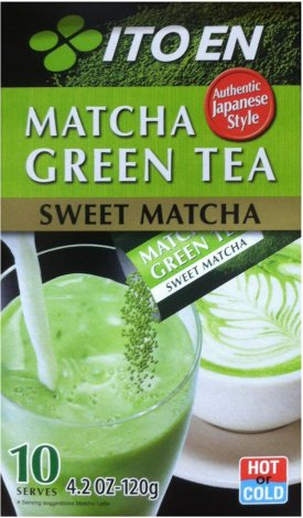 ITO EN MATCHA GREEN TEA SWEET MATCHA