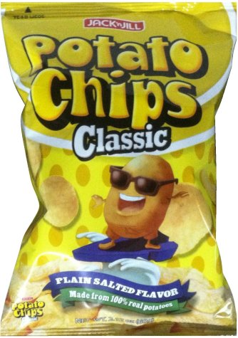 JACK'N JILL POTATO CHIPS CLASSIC