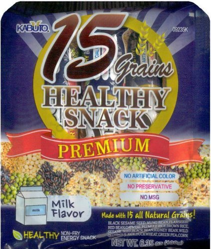 15 GRAINS HEALTHY SNACK MILK FLAVOR