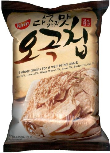 KIRIN 5 WHOLE GRAIN SNACK