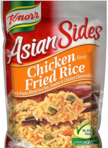 KNORR ASIAN SIDES CHICKEN FRIED RICE