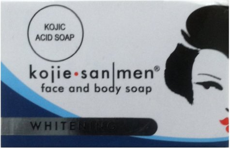 KOJIE SAN MEN WHITENING FACE AND BODY SOAP