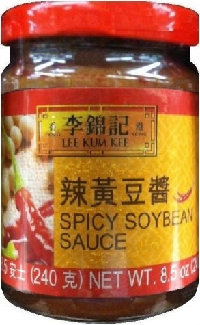 LEE KUM KEE SPICY SOYBEAN SAUCE