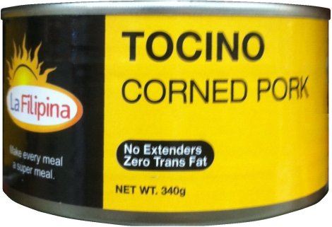 LA FILIPINA TOCINO CORNED PORK