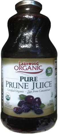 LAKEWOOD ORGANIC PURE PRUNE JUICE