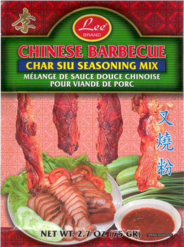 LEE BRAND CHAR SIU CHINESE BARBECUE SEASONING MIX