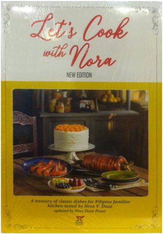 LET'S COOK WITH NORA