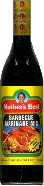 MOTHER'S BEST BARBECUE MARINADE MIX