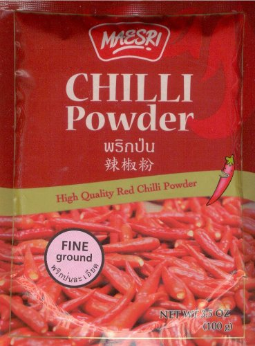 MAESRI CHILI POWDER FINE GROUND