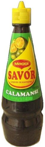 MAGGI SAVOR CALAMANSI LIQUID SEASONING