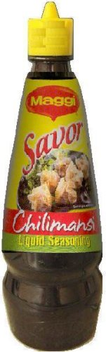 MAGGI SAVOR CHILIMANSI LIQUID SEASONING